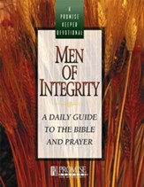 Men of Integrity: A Daily Guide to the Bible and Prayer - eBook
