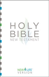 Holy Bible: New Testament: New Life Version, Mass Market Paperbound