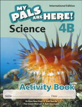 MPH Science International Edition Activity Book 4B
