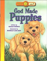 Happy Day Books, Level 1: God Made Puppies