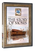 Charlton Heston Presents: The Story of Moses, DVD