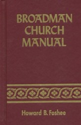 Broadman Church Manual - eBook