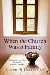 When the Church Was a Family: Recapturing Jesus' Vision for Authentic Christian Community - eBook