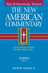 Joshua: New American Commentary [NAC] -eBook