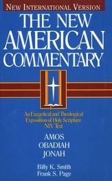 Amos, Obadiah, Jonah: New American Commentary [NAC] -eBook