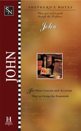 Shepherd's Notes: John - eBook