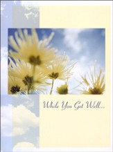 While You Get Well - Musical Card w/CD