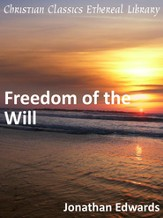 Freedom of the Will - eBook