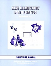 Singapore Math: New Elementary Math Solution Manual Grade 7