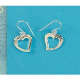 Heart Love Earrings