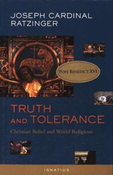 Truth and Tolerance: Christian Belief and World Religions