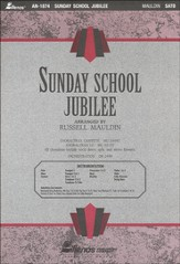 Sunday School Jubilee, Anthem