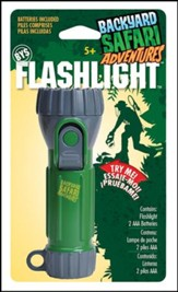 Back Yard Safari Flashlight