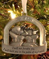 Gift of Life Keepsake Ornament