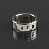 Truth Ring, Size 11