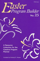 Easter Program Builder #25