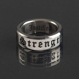 Strength Ring, Size 10