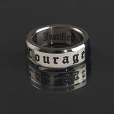 Courage Ring, Size 8