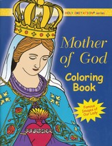 Mother of God Coloring Book