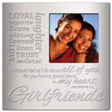 Girlfriends Photo Frame