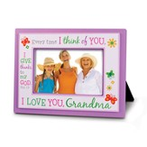 I Love You Grandma Photo Frame