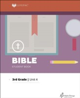 LIfepac Bible Grade 3 Unit 4: You Can Use the Bible