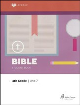 Lifepac Bible Grade 4 Unit 7: Old Testament Geography