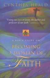 Becoming a Woman of Faith - eBook