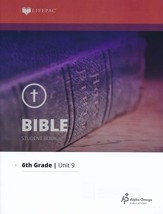 Lifepac Bible Grade 6 Unit 9: Hebrews and General Epistles