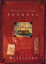 Traveling Light Journal - eBook