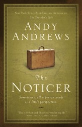 The Noticer: Sometimes, all a person needs is a little perspective - eBook