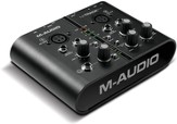 M-Track 2X2 Audio and Midi Interface