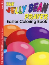 The Jelly Bean Prayer, Easter Coloring Book