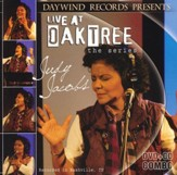 Judy Jacobs Live At Oak Tree DVD/CD