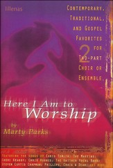 Here I Am To Worship, Book