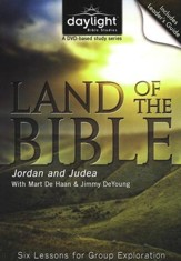Land of the Bible: Jordan & Judea (Leader's Guide & DVD)