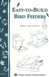 Easy-to-Build Bird Feeders (A-209)