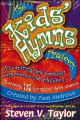 Kids' Hymns Project, The, Book