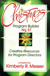 Christmas Program Builder No. 57