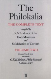 The Philokalia, Volume 2  - Slightly Imperfect