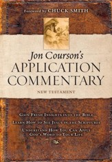 Courson's Application Commentary, New Testament Volume 3 (Matthew -Revelation): Volume 3, New Testament (Matthew - Revelation) - eBook