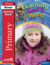 Learning God's Word Primary (Grades 1-2) Activity Book