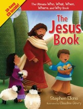 The Jesus Book: The Who, What, Where, When, and Why Book About Jesus - eBook