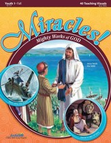 Miracles: Mighty Works of God Youth 1 (Grades 7-9) Teaching Visuals