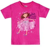 Gods Precious Princess Shirt Pink, Youth X-Small - Slightly Imperfect
