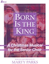 Born Is The King, Book