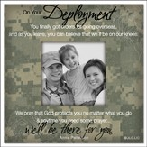 There For You, On Your Deployment Magnet