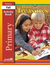 Bible Treasures Primary (Grades 1-2) Activity Book