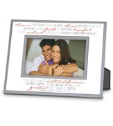 It Is Written, Love Photo Frame