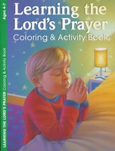 Learning the Lord's Prayer Coloring & Activity Book